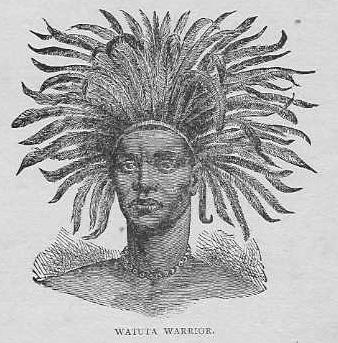 WatutaWarrior-Stanley'sTravelsInAfrica